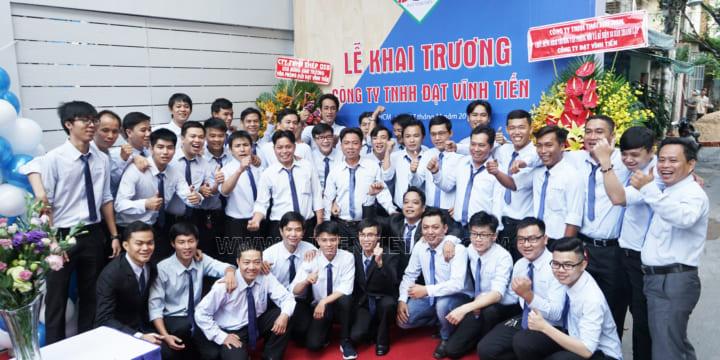Tổ chức lễ khai trương giá rẻ tại Thanh Hóa