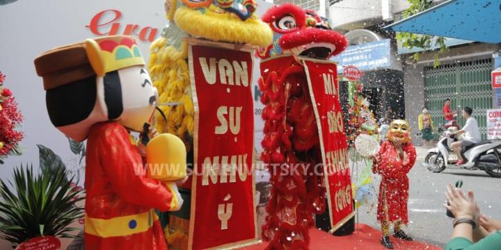 Tổ chức lễ khai trương chuyên nghiệp tại Bình Định