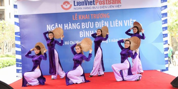 Dịch vụ tổ chức lễ khai trương giá rẻ tại Quảng Nam