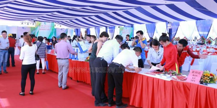 Dịch vụ tổ chức lễ khánh thành tại Vĩnh Phúc