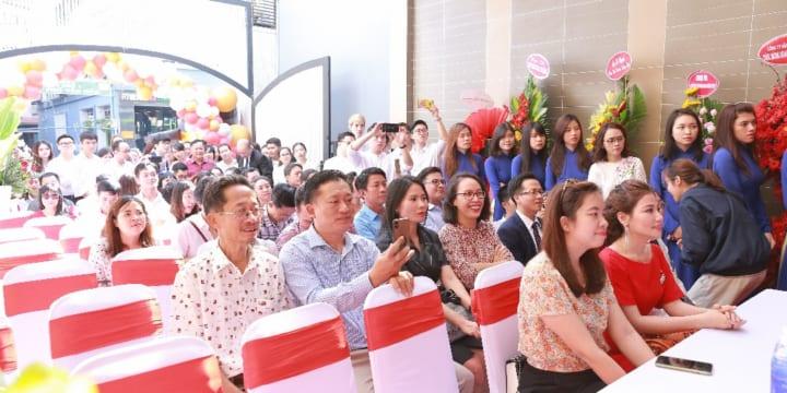 Dịch vụ tổ chức lễ khai trương giá rẻ tại Hồ Chí Minh