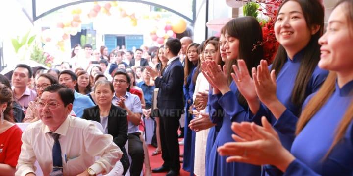 Tổ chức lễ khai trương giá rẻ tại Thái Bình