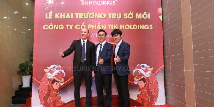 Dịch vụ tổ chức lễ khai trương giá rẻ tại Tuyên Quang