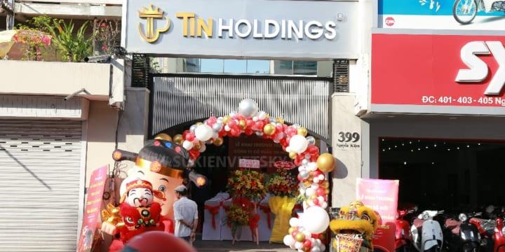 Tổ chức lễ khai trương giá rẻ tại Tiền Giang