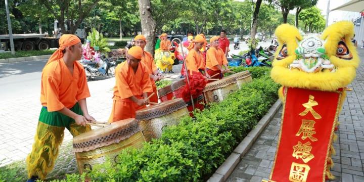Dịch vụ tổ chức lễ khai trương giá rẻ tại Bà Rịa – Vũng Tàu